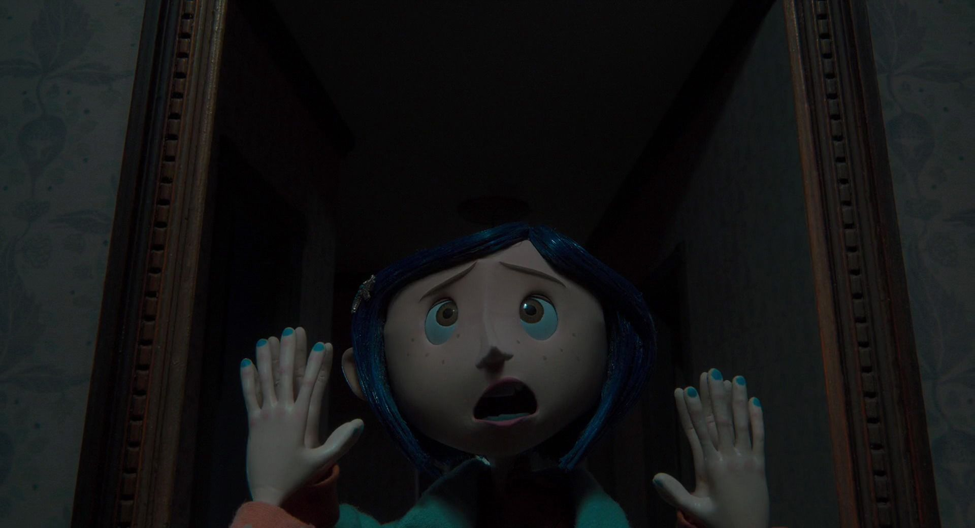 Coraline 2009 Animation Screencaps In 2020 Coraline Phone Themes Animation
