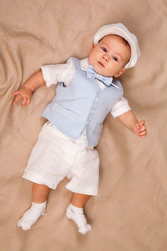 c00ed32547d69 Vetement Bebe Bapteme Garcon Vêtements de Baptême Bébé