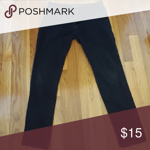 Lucky Brand Black Jeggins Jeans Pre owned size 16 Zoe jegging. Lucky Brand Bottoms Jeans