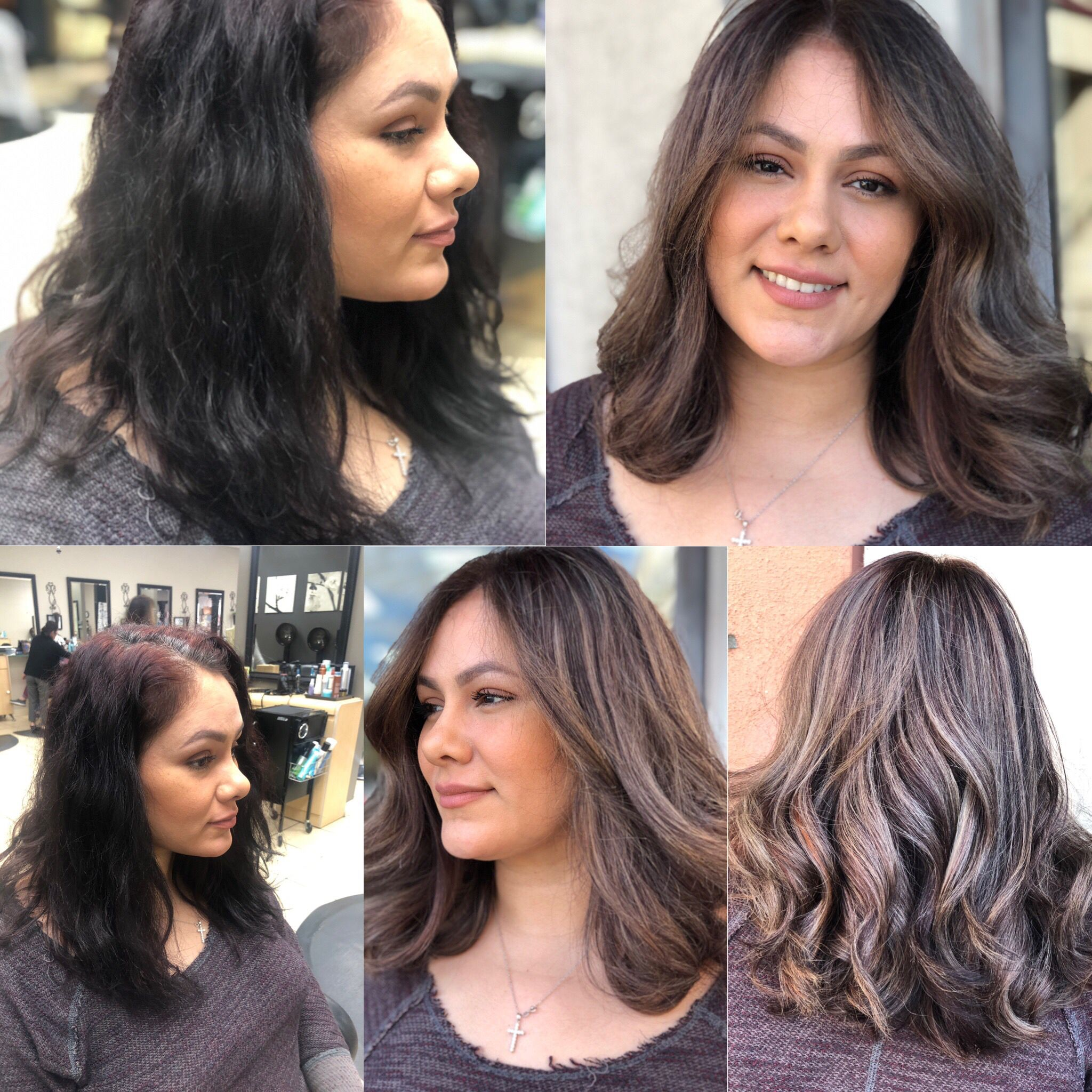 Got rid of red black hair color | Hair color for black ...
