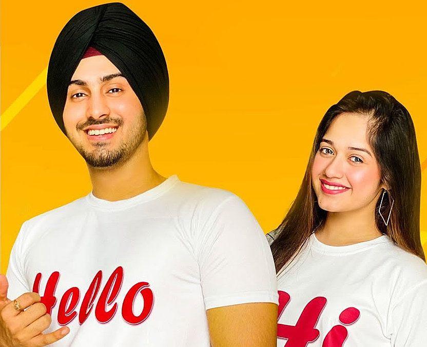 Hello Hi Lyrics Rohanpreet Singh Feat Jannat Zubair Lyrics Singh Bollywood Songs