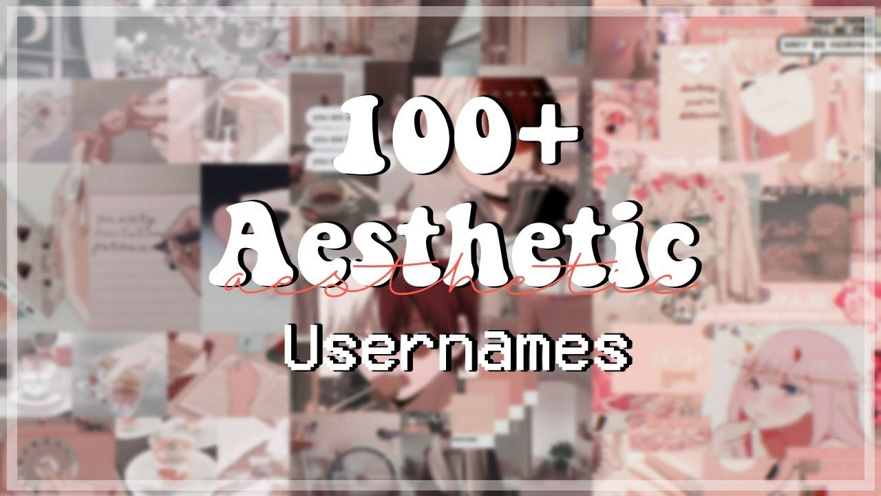 Order Names On Roblox 100 Aesthetic Usernames Ideas 2020 Untaken On Roblox Tips Youtube In 2020 Name For Instagram Aesthetic Usernames Aesthetic Names For Instagram