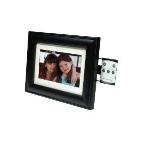 Smartparts Sp70mw 7 Inch Digital Picture Wood Frame With Optipix