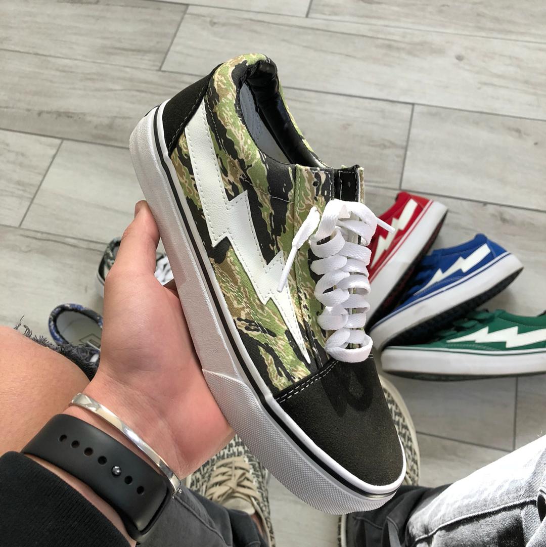 Revenge X Storm Camouflage Unreleased Vans Outfit Shoes Vans High Top Sneaker