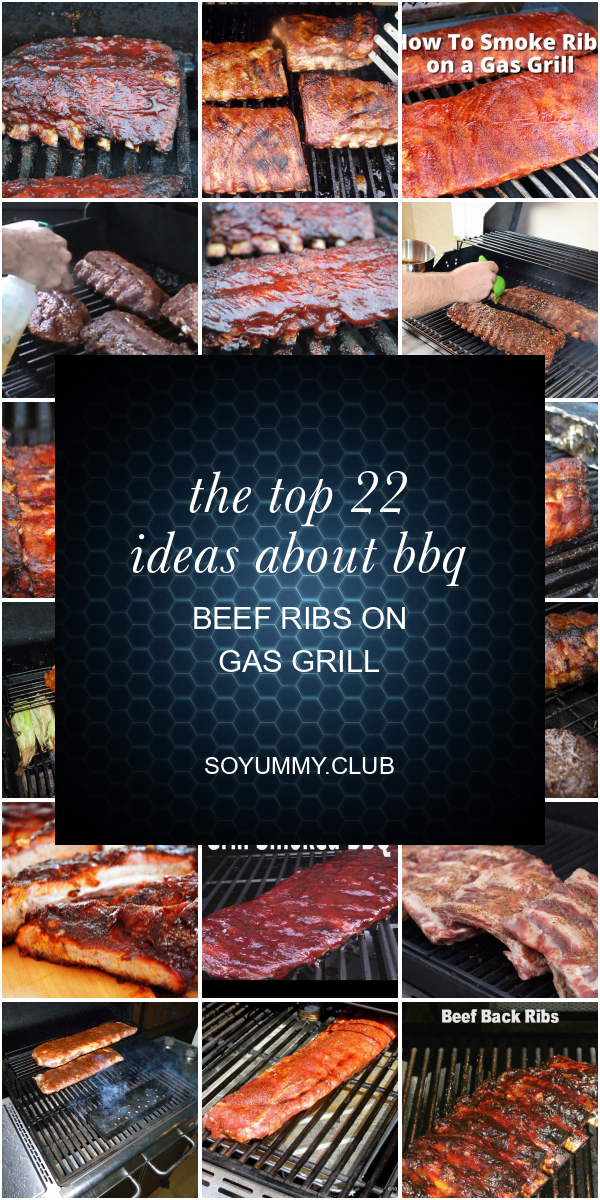 How To Make Bbq Ribs On A Gas Grill How To Make Bbq Ribs On Gas Grill Bbq Ribs