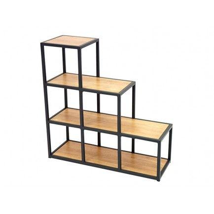 tonnant etagere en escalier d coration fran aise tag re meuble etagere escalier. Black Bedroom Furniture Sets. Home Design Ideas