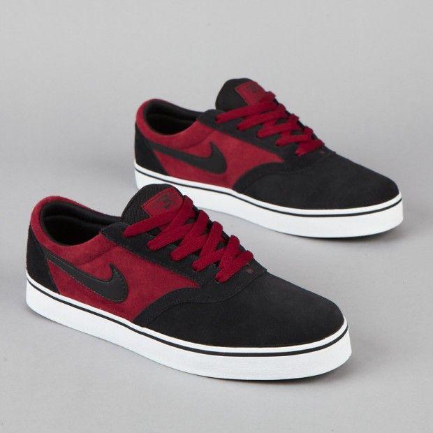 NIKE SB V ROD TEAM REDBLACK   Sneakers   Nike sb, Sneakers