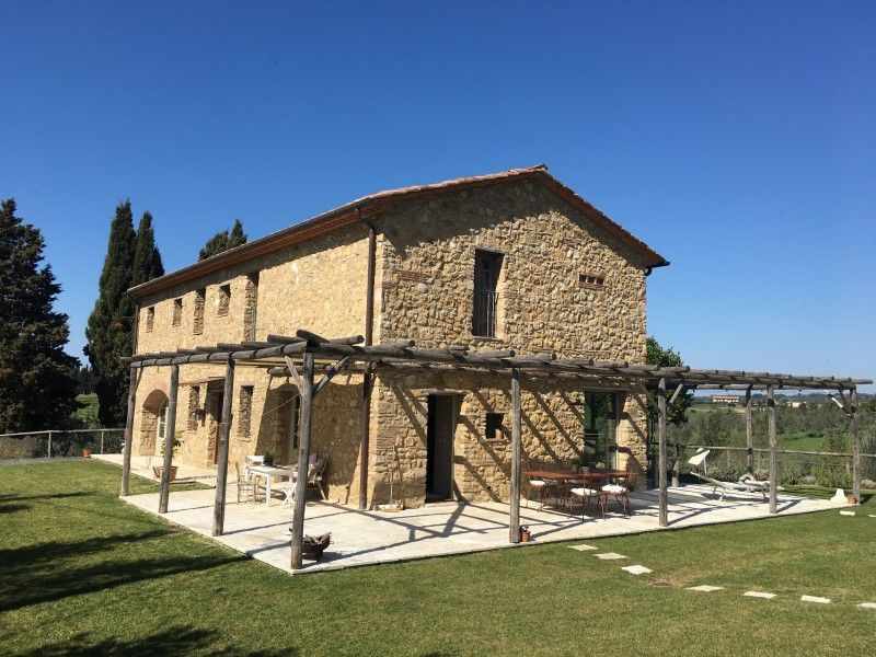 Toskana Villa Giulietta Mieten Italien Toskana Casale Marittimo 4 Schlafzimmer Privater Pool Villa Marittimo