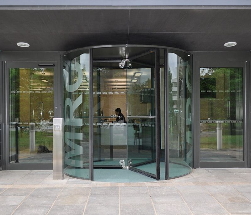 All glass manual revolving door manufactured and installed by ea all glass manual revolving door manufactured and installed by ea group at the prestigious new office complex at one springfield drive leatherhead planetlyrics Image collections