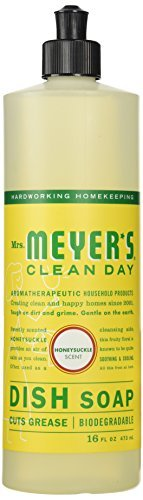 Mrs. Meyer'S Liquid Dish Soap Concentrated Honeysuckle Scent 16 Oz, http://www.amazon.com/dp/B00B7V810W/ref=cm_sw_r_pi_awdm_c5.uwb0ZRF8VC