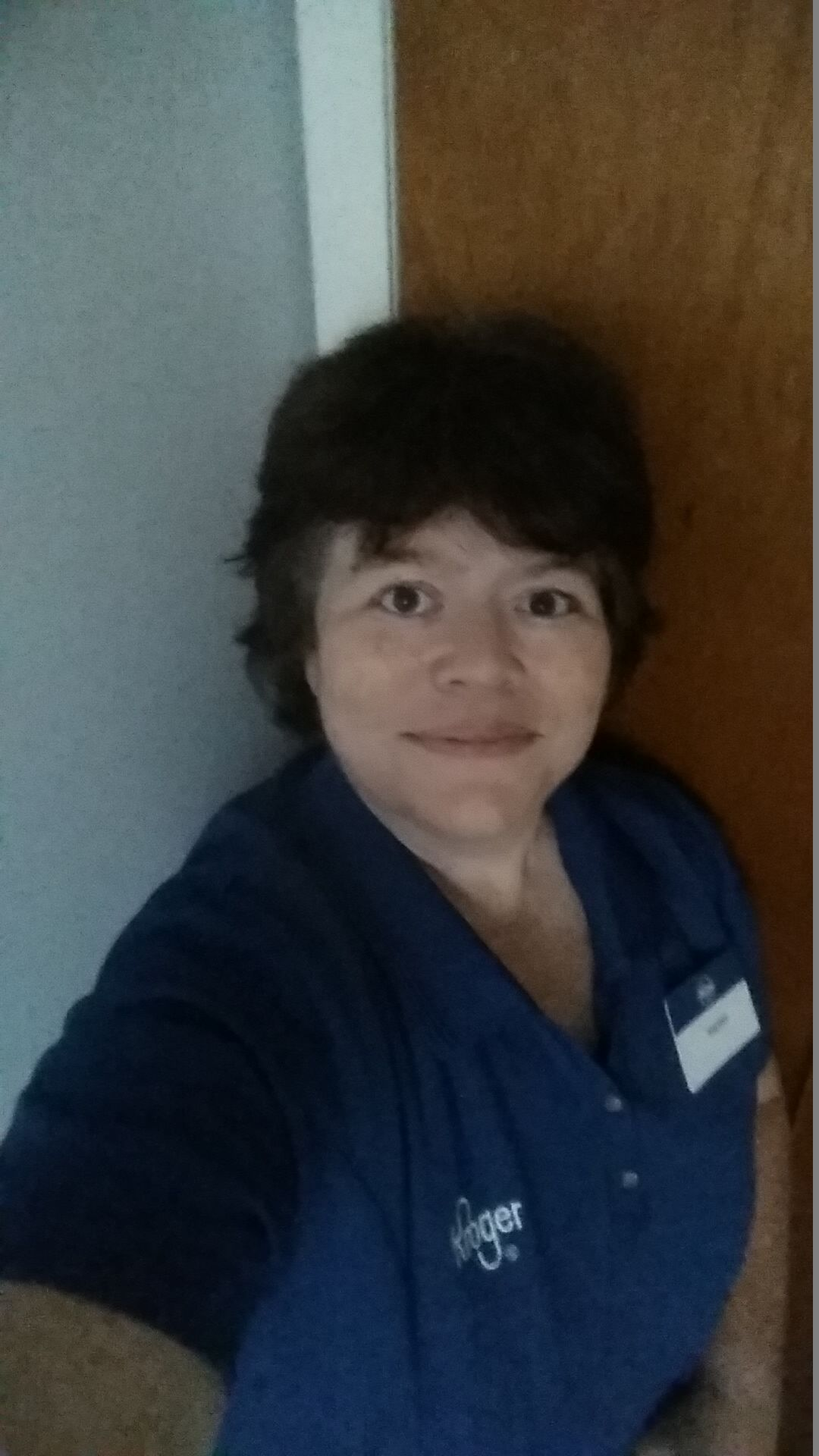 """Sherry is now an employee at Kroger! """"Thanks to Snagajob I found a new job! And it fits all my needs!"""""""