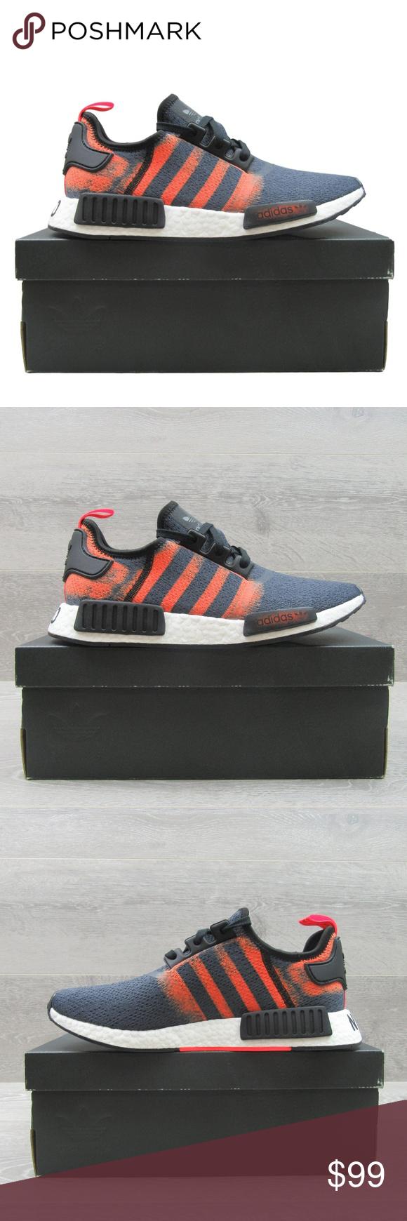 Adidas NMD R1 Primeknit Japan Pack Triple White – FootWork