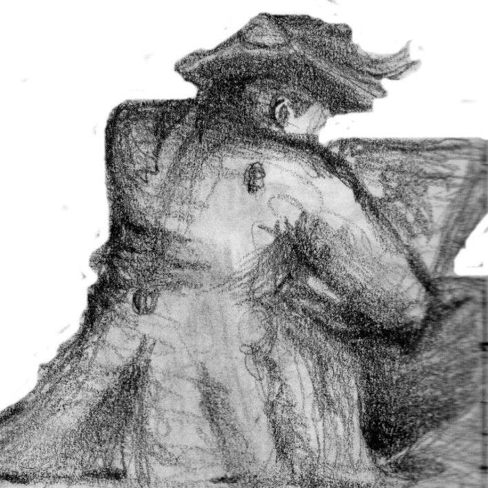 """DIBUJO: Lápiz - """"Dibujando en el campo"""""""