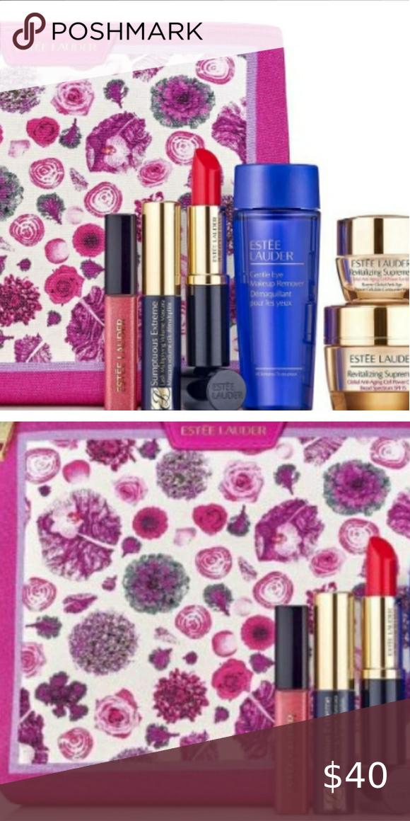 Estee Lauder 7Piece Gift Set Makeup Bundle in 2020