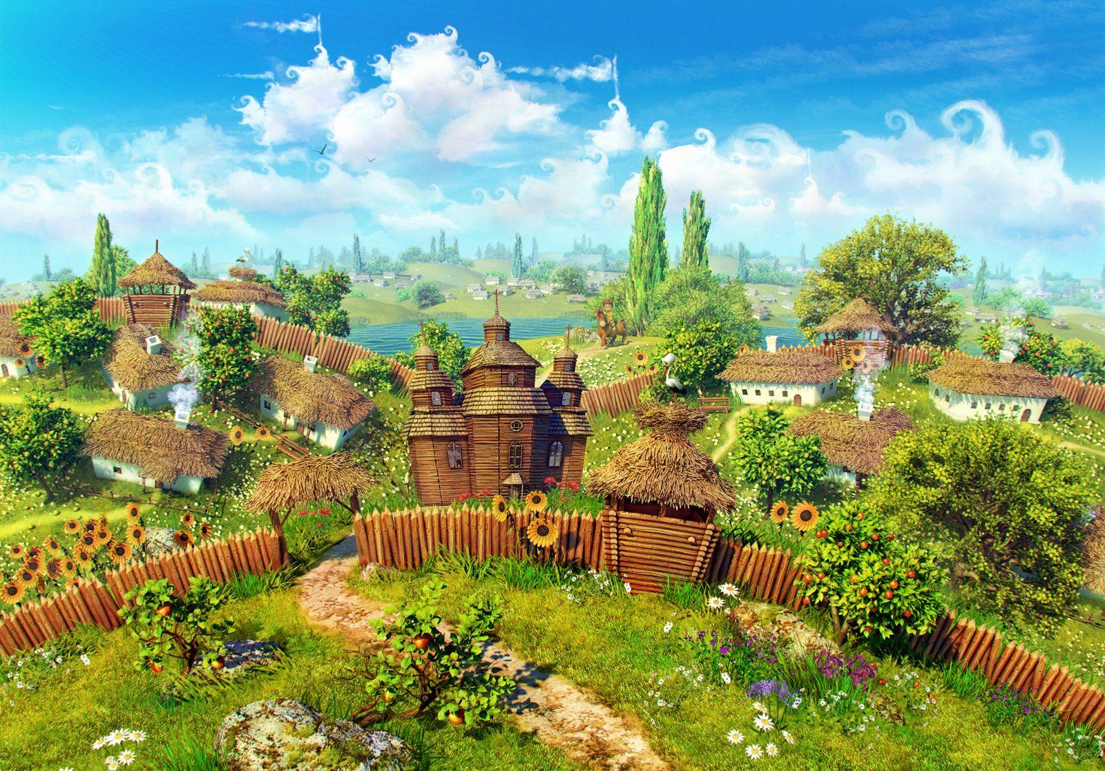 этом анимационные картинки природа деревня выбирают веночки