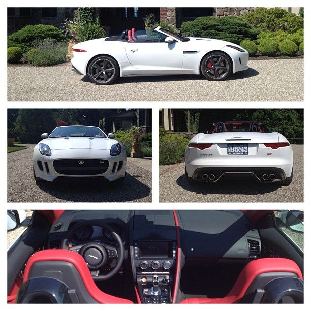 Great Amazing Cars · This Is One Bad Cat!   Jaguar F TYPE