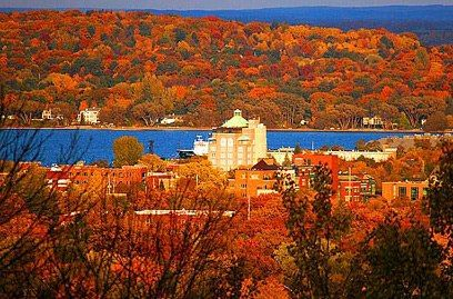 My Home Town Traverse City Michigan In The Fall Xo Traverse City Mi Traverse City Michigan Traverse City