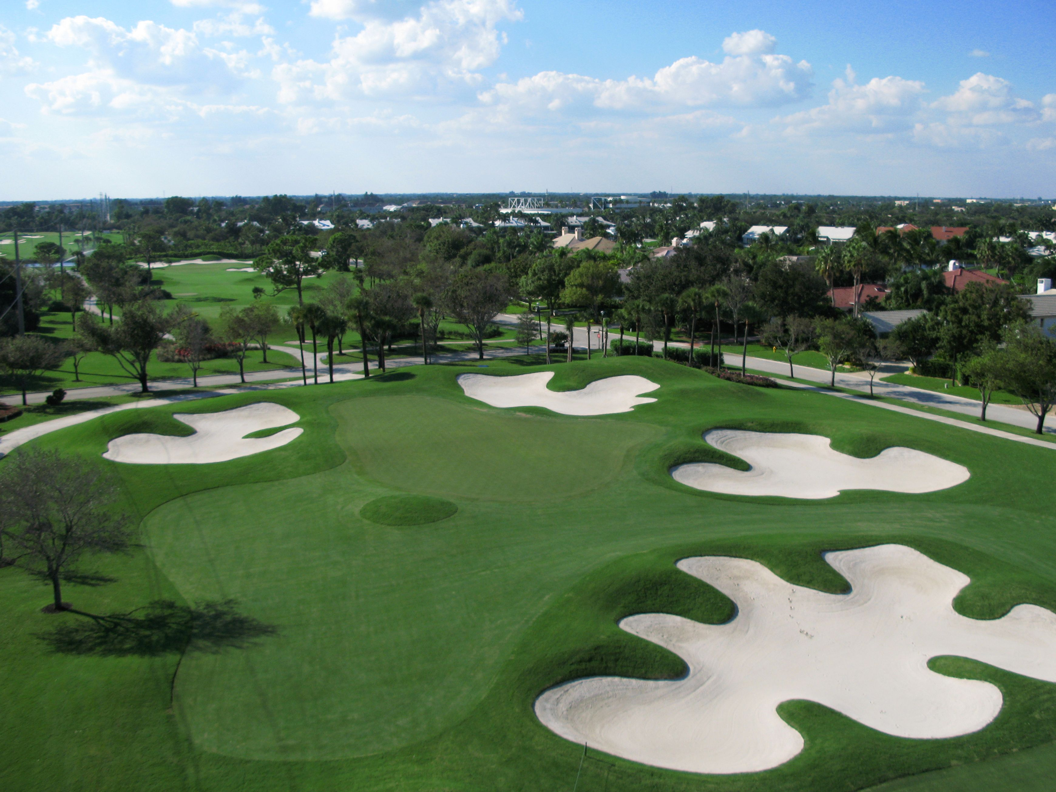 A Few Modifications Coming To The Admirals Cove Golf Courses! ◉ re ...