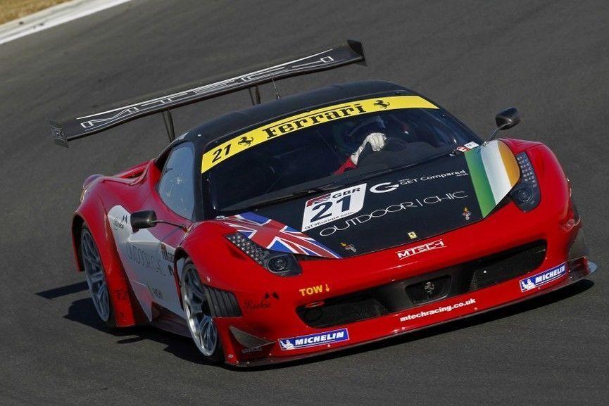 Ferrari 458 Gt3 One Of The Most Popular Gt Racers Ferrari