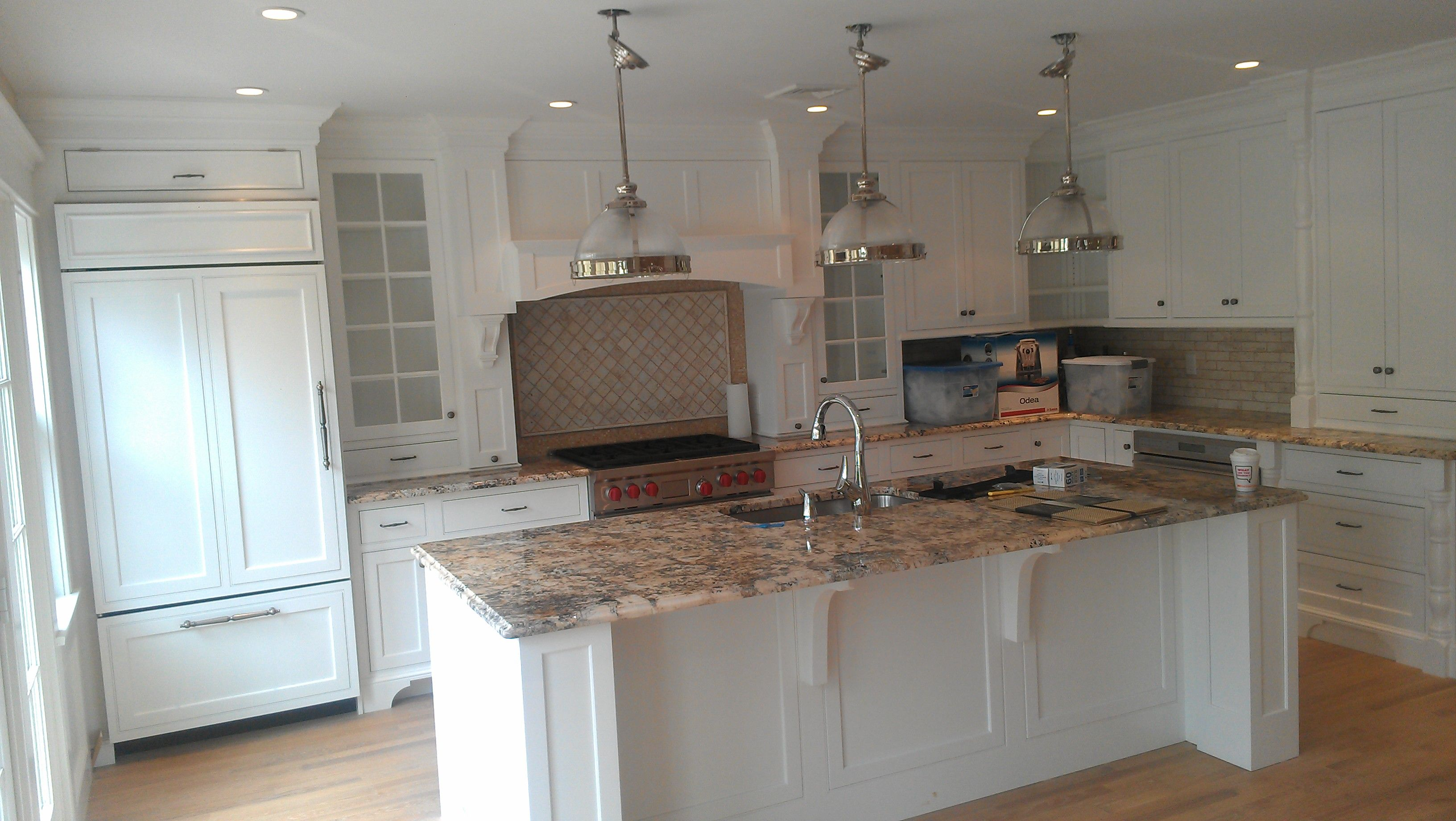 Cape Kitchens Designer Joe Cheney Candlelight Cabinetry Traditional Kitchen Schrock Cabinets