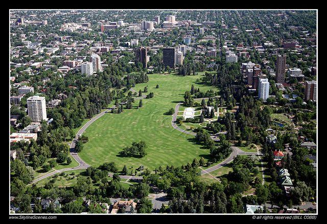 Cheesman Park, Denver | Parks, Denver and Photos