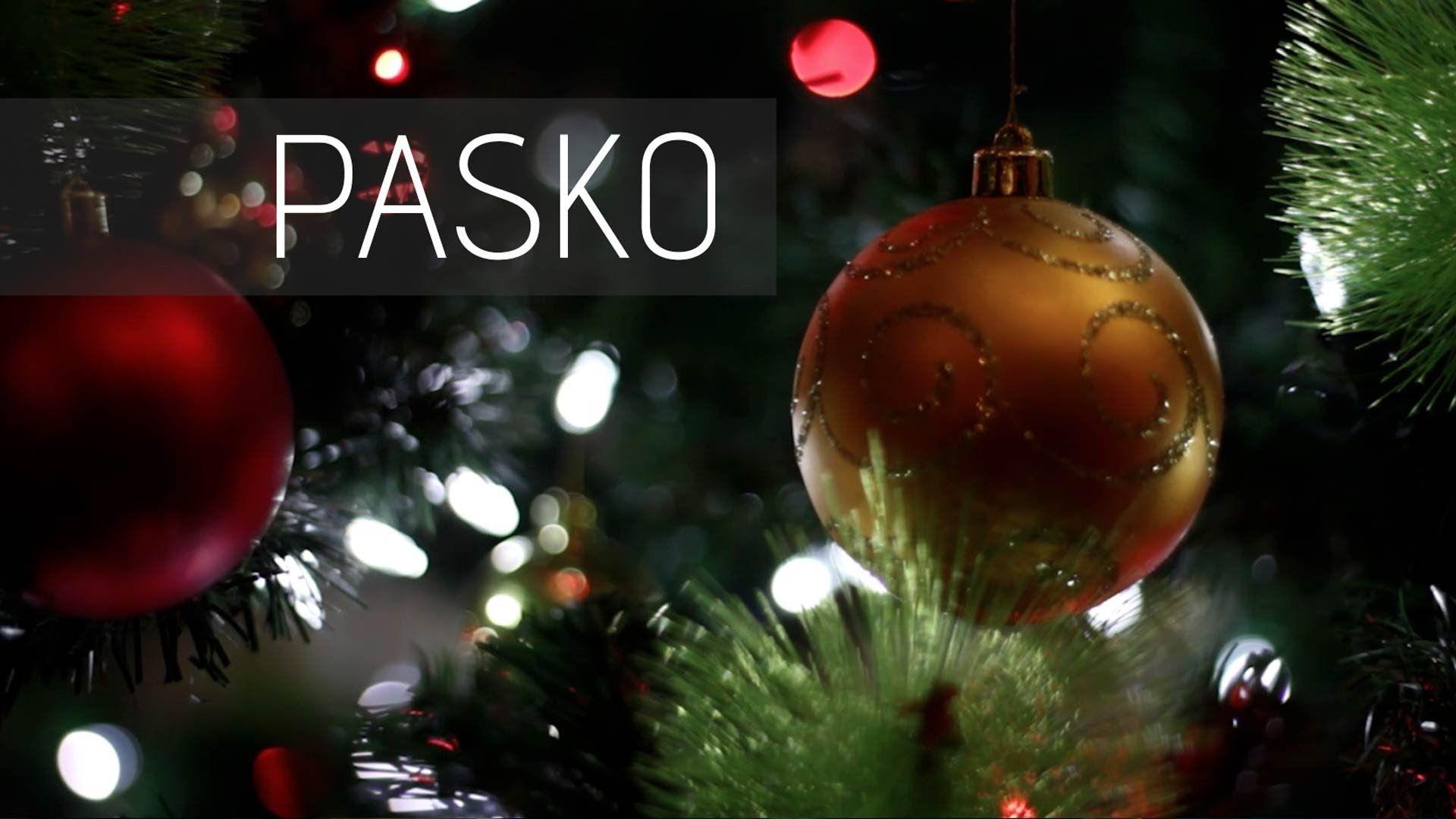 Pasko A Filipino Christmas Christmas bulbs, Christmas