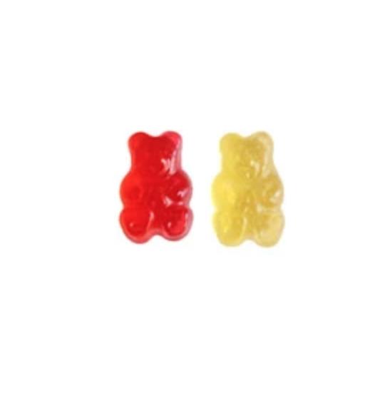 Strawberry Mango Gummy Bear Mix In 2021 Gummy Bears Gummies Strawberry