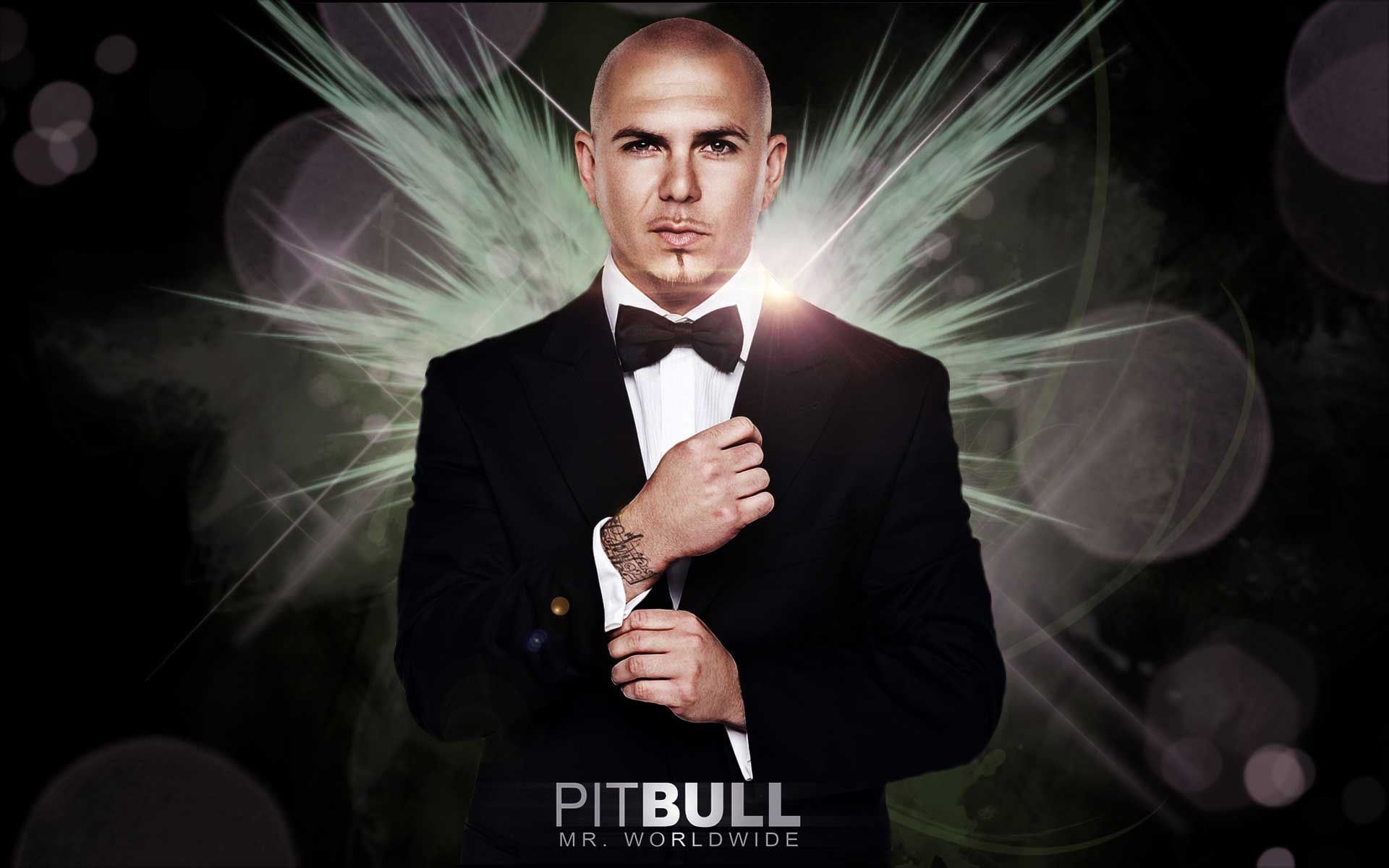 Pitbull Rapper HD Wallpapers