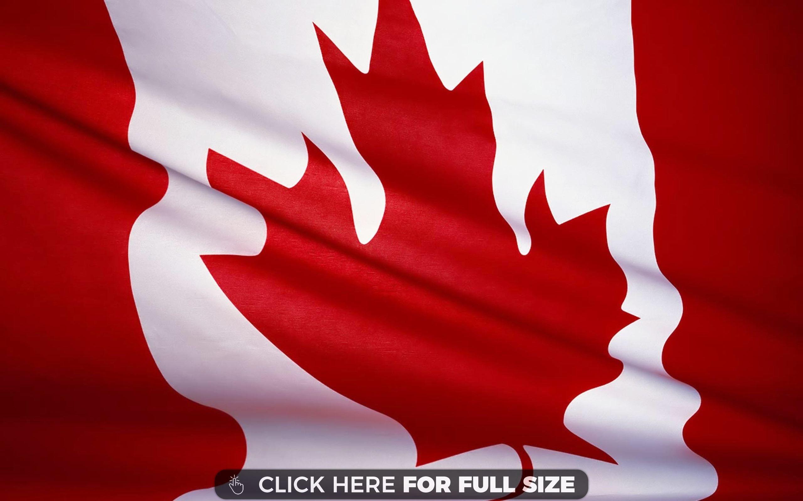Canada National Flag Wallpaper Wallpaper Canada Canada Canada Day