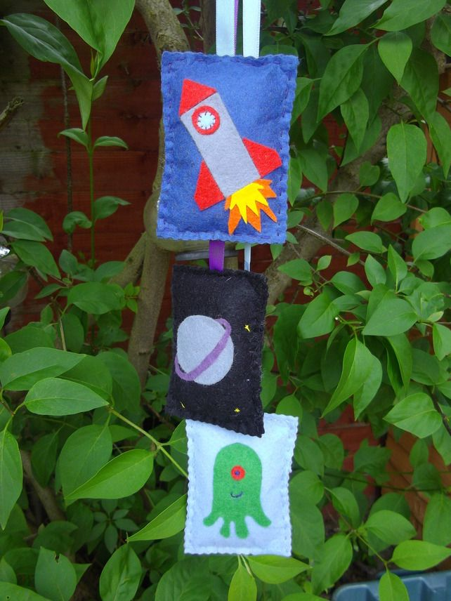 Outer space wall hanging £7.50