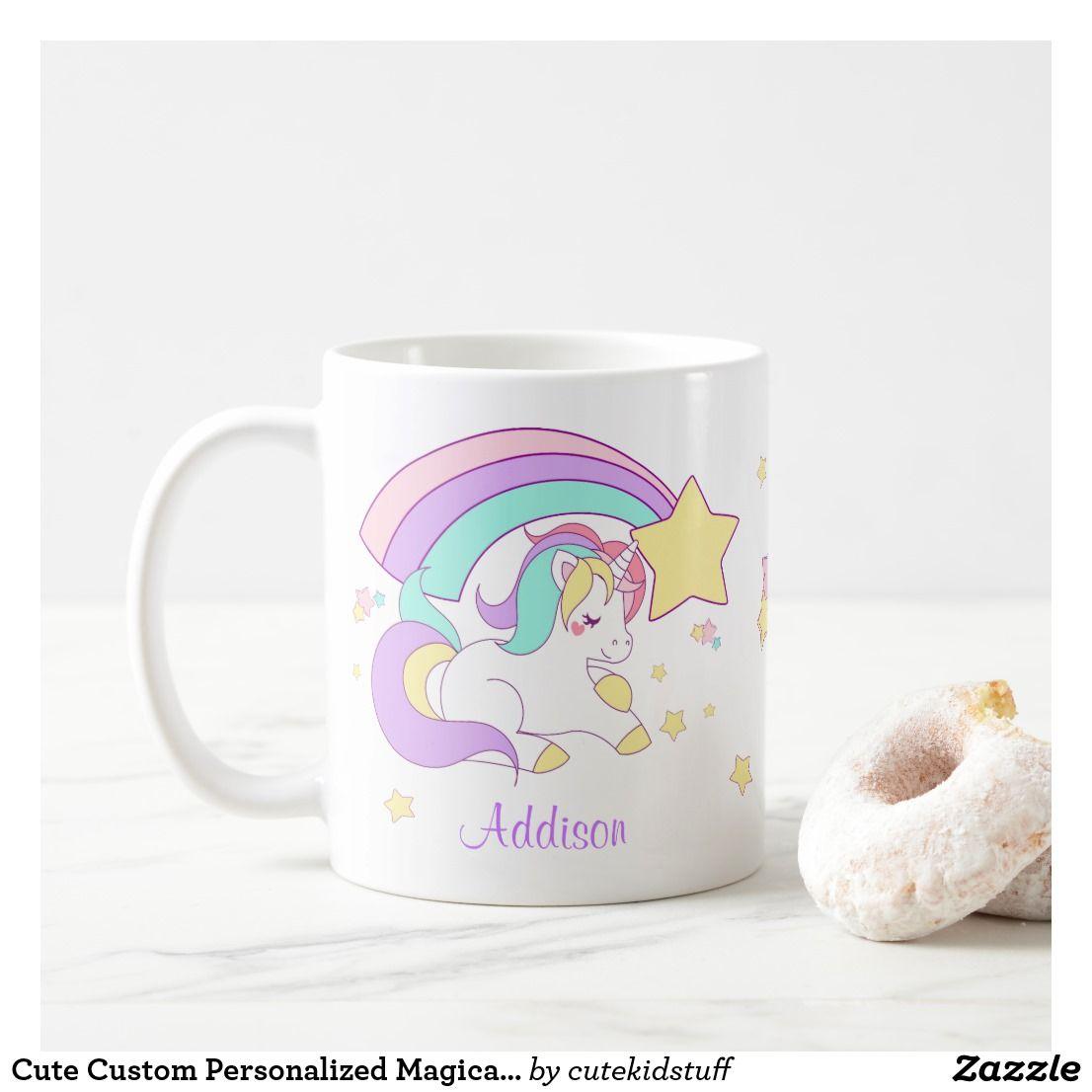 Cutekidstuff unicorn coffee