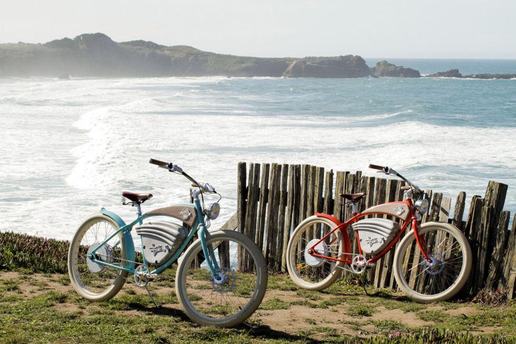 vintage electric cruz limited edition e bike