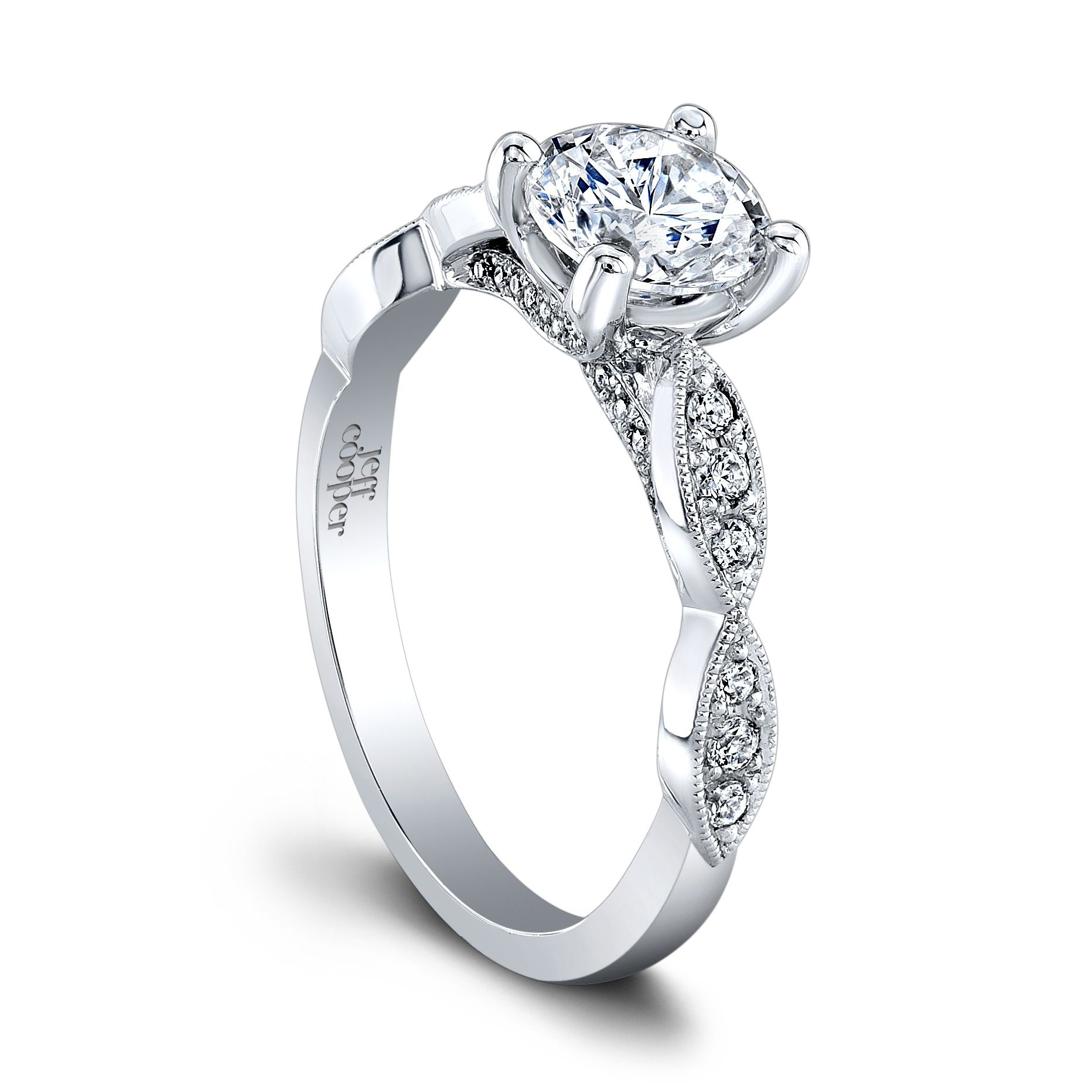 All precious metals scratch, and platinum is no exception. It is unique in that the metal is only displaced, not lost. Learn how to care for your platinum jewelry. http://bit.ly/1KgjfvO | Herbert's Jewelers