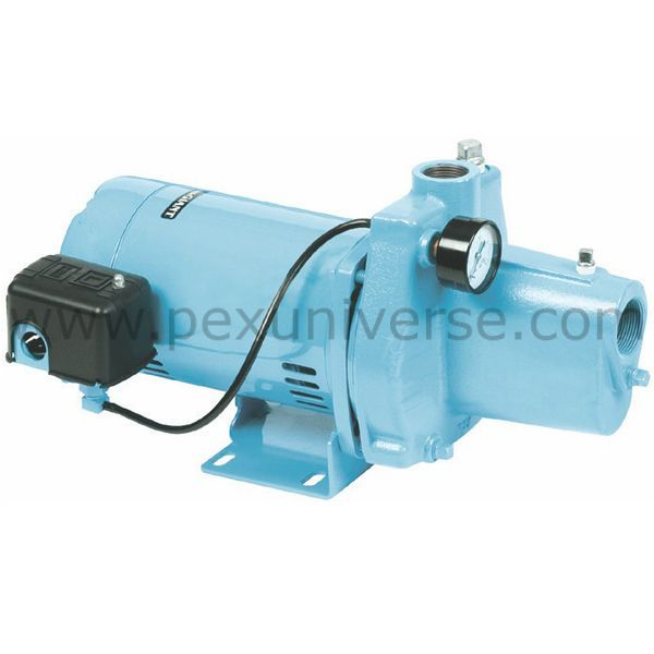 Little Giant 558274 Jp 050 C Shallow Well Jet Pump Pexuniverse Well Jet Pump Jet Pump Shallow Well Jet Pump