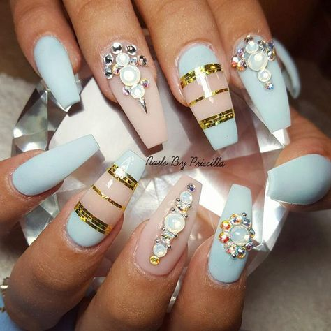 See this Instagram photo by @nails_by_priscilla • 1,227 likes | Nail ...