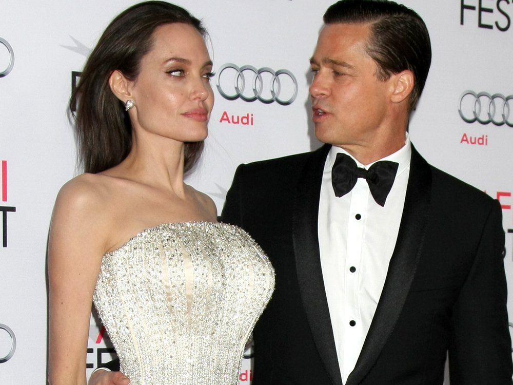 Angelina Jolie Und Brad Pitt Wie Lange Zieht Sich Die Scheidung Hin Trend Magazin Brad Pitt Angelina Jolie Scheidung