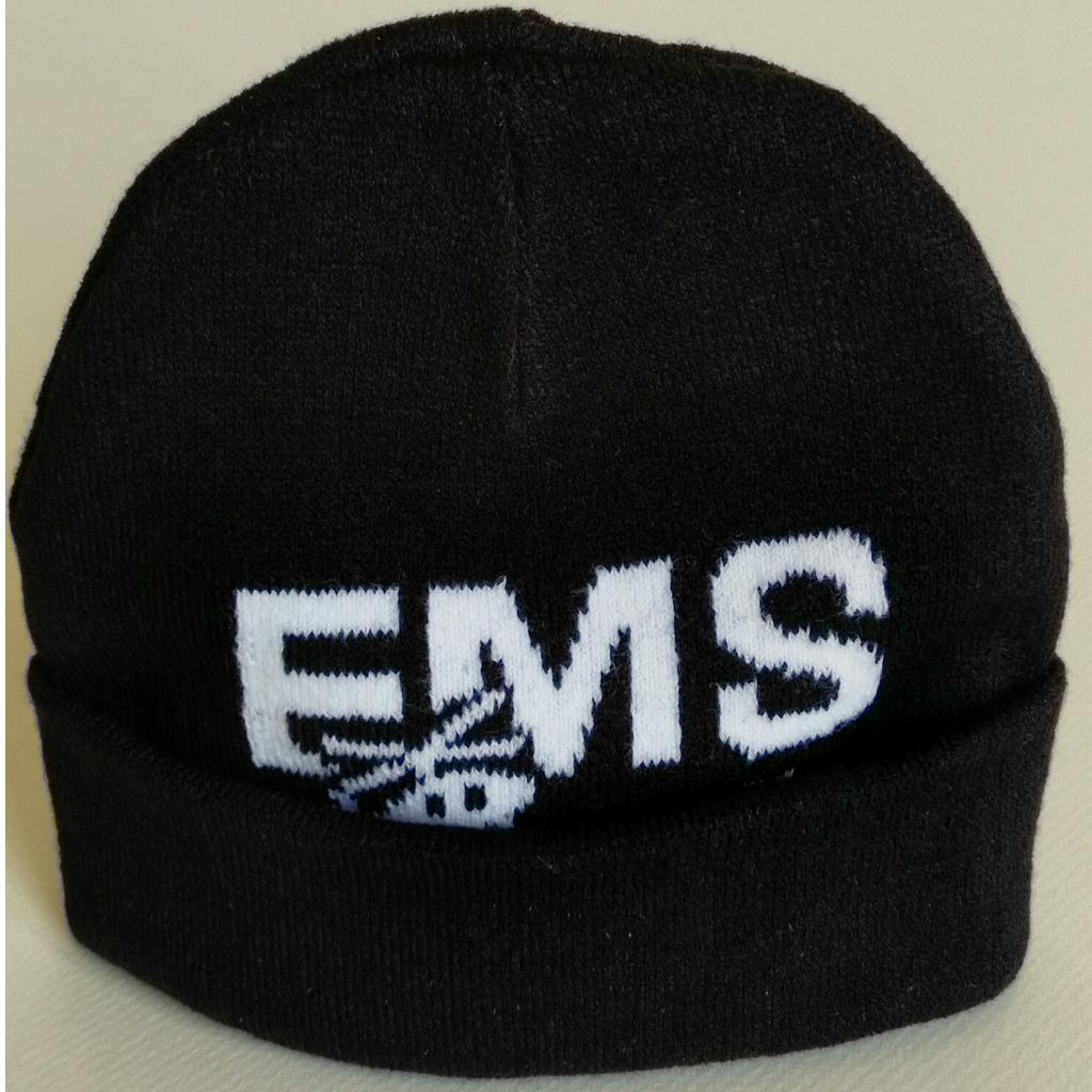 Crew Cap Beenie Ems Flight Safety Network Team Hat Hats Cap Beenie