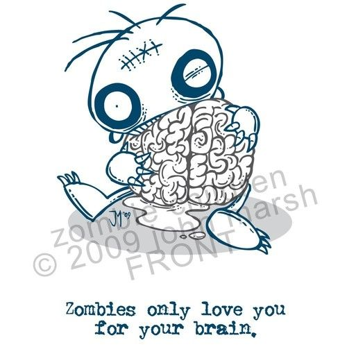 cute zombie   ... cute zombie bunny cute zombie love quotes cute zombie quotes zombie