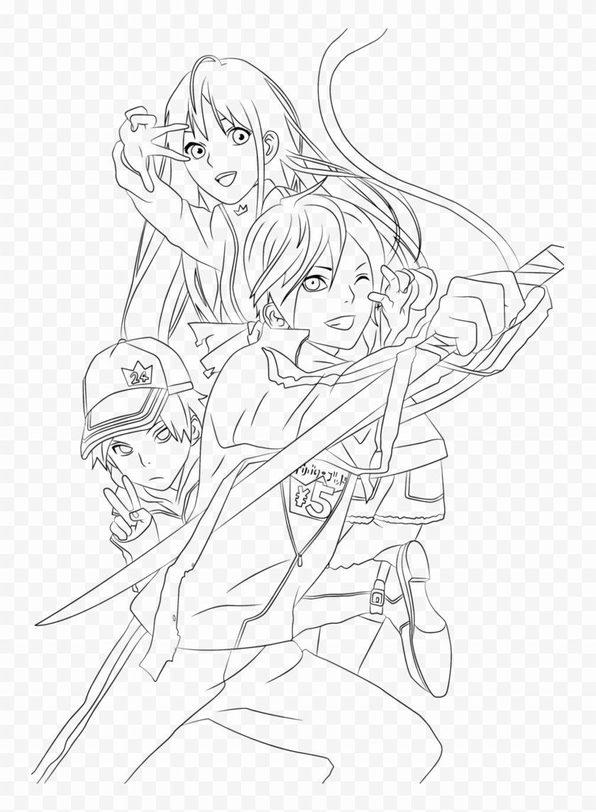 Pin On Anime Coloring Pages [ 1143 x 840 Pixel ]