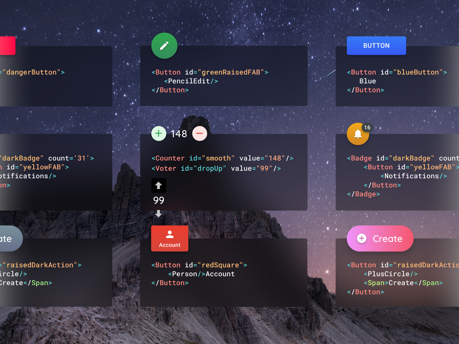 From Figma To Reactjs - Code Preview Widgets | In honour of ReactJS