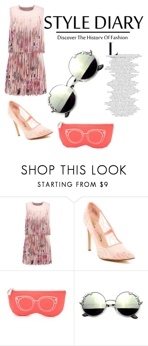 """""""Untitled #46"""" by sprolsvtt on Polyvore featuring Alexis, Penny Loves Kenny and Rebecca Minkoff"""