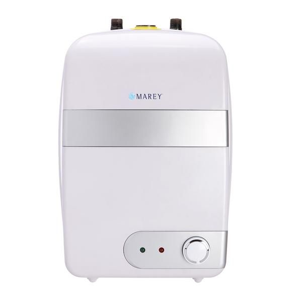 Marey Mini Tank Electric Water Heater 10l 2 5 Gl 120v Tank10l Water Heaters Commercial Bargains Inc Water Heater Solar Heating Electric Water Heater