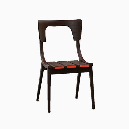 Orange Lipstick Stuhl von Markus Friedrich Staab Jetzt bestellen - stühle für die küche