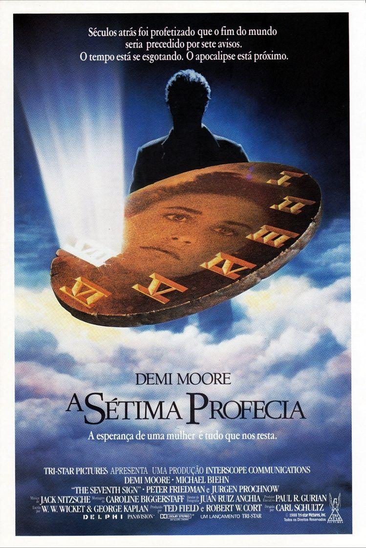 A Setima Profecia Filmes Cartazes De Filmes Cartaz De Filme