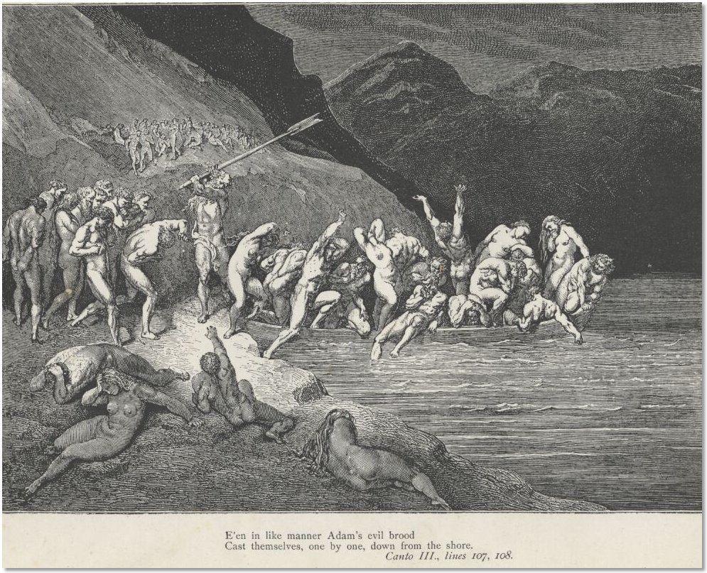 Dante S Inferno Original Drawings Pesquisa Google