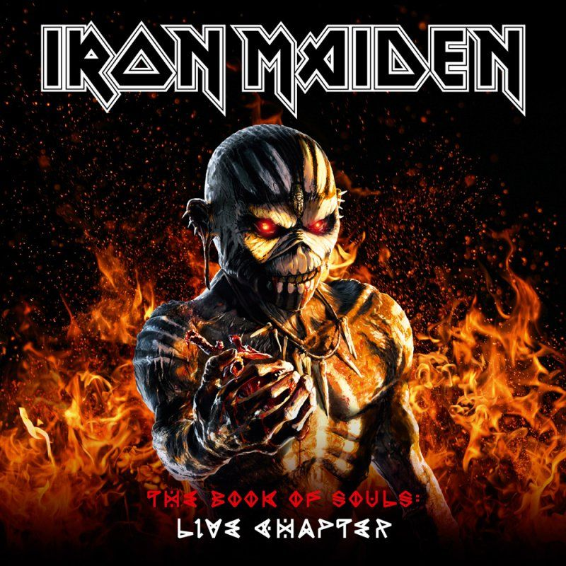 Iron Maiden The Book Of Souls Live Chapter Iron Maiden