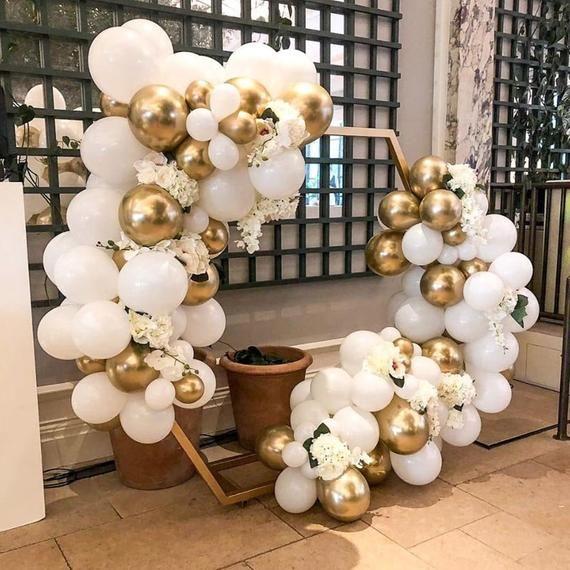 Macaron Arch Balloons Wedding Decoration Babyshower Party | Etsy