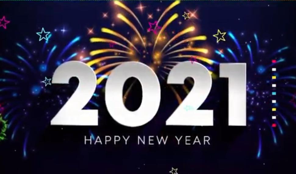 Three Two One Zero Happy New Year Whatsapp Status Video Happy New Year Status New Year Status Happy New