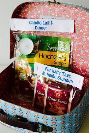 25-Jahre-Ehe-Notfall-Koffer   Diy geschenke hochzeitstag