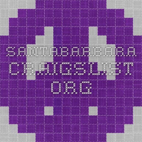 Santabarbara Craigslist Org City Events Tech Company Logos